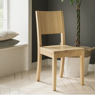 Arely Solid Wood Dining Chair By Gracie Oaks