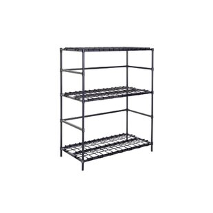 3 Shelf Container Rack