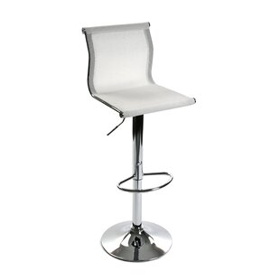 Boldt Height Adjustable Bar Stool By Metro Lane