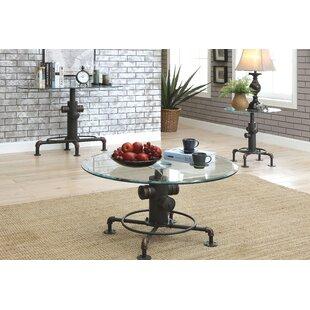 Trent Austin Design Bodaway 3 Piece Coffee Table Set