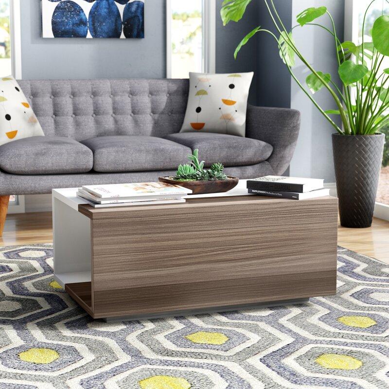 Surprising Motta Modern Coffee Table Inzonedesignstudio Interior Chair Design Inzonedesignstudiocom