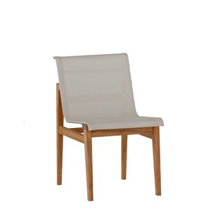 Coast Teak Patio Dining Chair by Summer Classics Top Reviews
