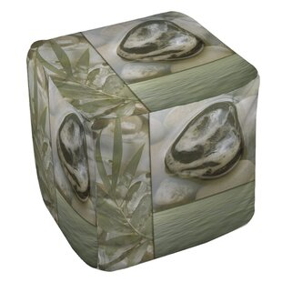 Natural Elements 4 Pouf by Manual Woodworkers & Weavers
