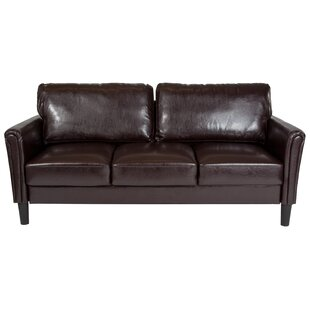Laila Upholstered Sofa by Wrought Studio