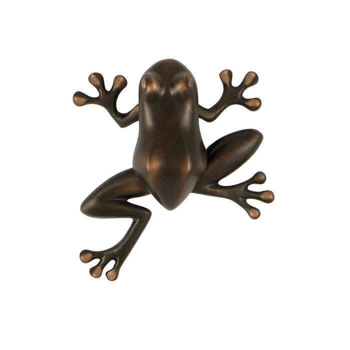 Delicieux Frog Door Knocker