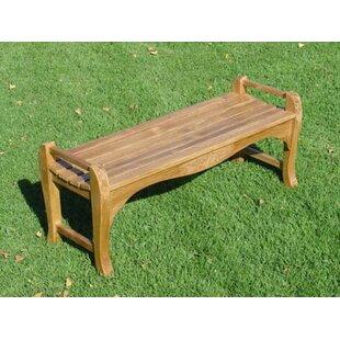 Royal Teak by Lanza Products Teak Garden Bench