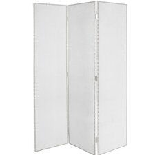 Davenport 72 x 49 Screen 3 Panel Room Divider by Darby Home Co