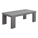 Latricia Aluminum Coffee Table