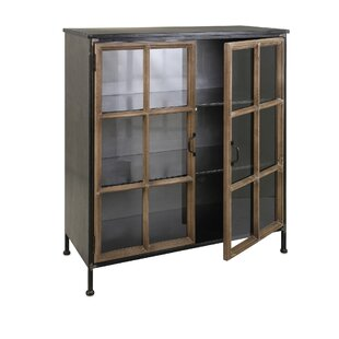 Minix 2 Door Accent Cabinet by Williston Forge
