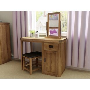 Demoss Dressing Table Set By Union Rustic