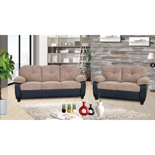 Aspasia2 Piece Living Room Set by Winston Porter