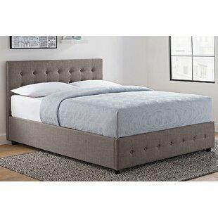 Morphis Upholstered Storage Platform Bed by Brayden Studio