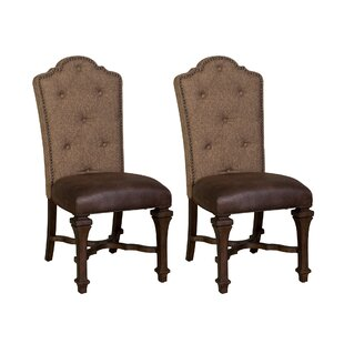 Greyleigh Encinal Upholstered Dining Chair (Set of 2)