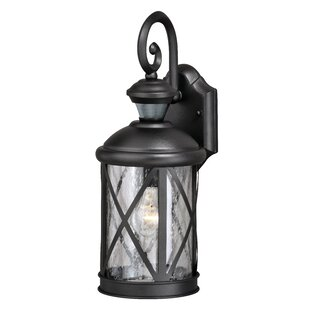Henderson Dualux® Outdoor Wall Lantern with Motion Sensor