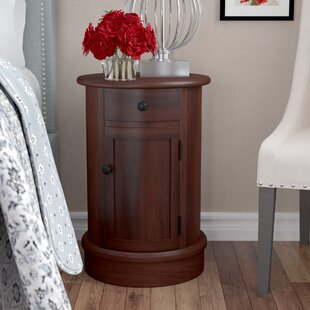 Best Destin 1 Drawer Nightstand by Darby Home Co