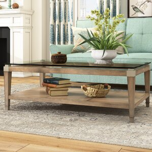 Herkimer Coffee Table by Darby Home Co