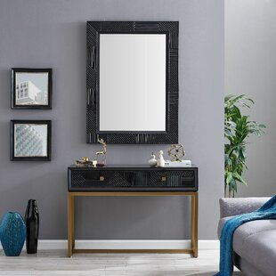 Higham Console Table And Mirror Set By Bloomsbury Market