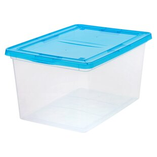 Shop For 58 qt Storage Box (Set of 6) By IRIS USA, Inc.