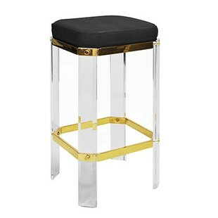 Dorsey 27 Bar Stool by Worlds Away