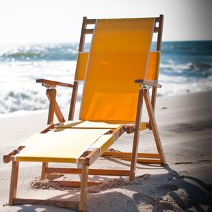 Portsville Reclining Beach Chair