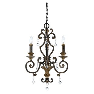 Affordable Windsor Rise 3-Light Candle Style Chandelier By Astoria Grand