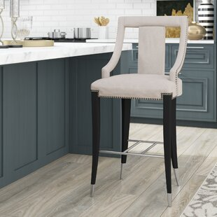 Kajsa 30 Bar Stool Willa Arlo Interiors