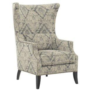 Bernhardt Mona Wingback Chair