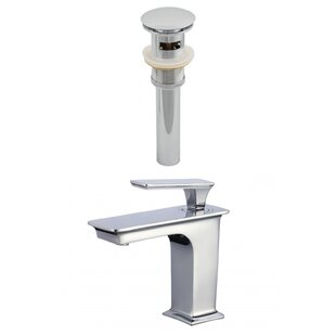 CUPC Bathroom Faucet with Drain Assembly by Royal Purple Bath Kitchen