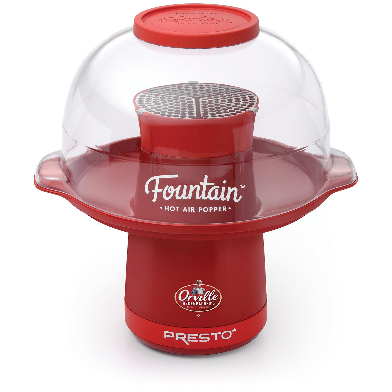 Fountain Hot Air Popper By Presto
