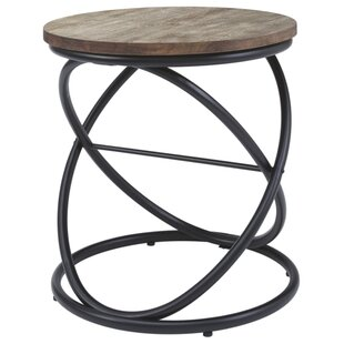 Affordable Barnett End Table By Williston Forge