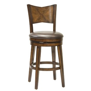 Burch 30.5 Bar Stool Millwood Pines