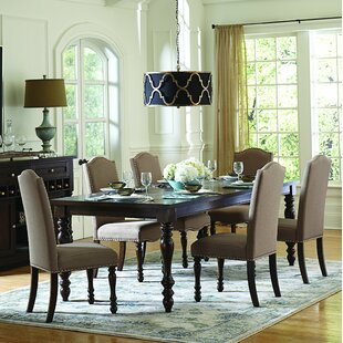 Rosalee 7 Piece Extendable Dining Set