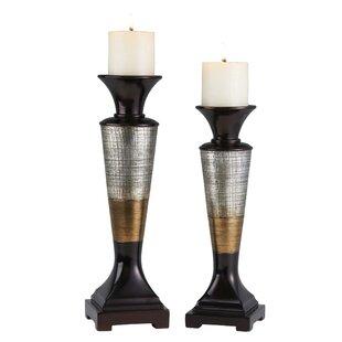 Wonderful Hammered Copper Candle Holder | Wayfair QW38