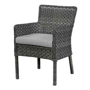 Wildon Home ® Arm Chair with Cushion