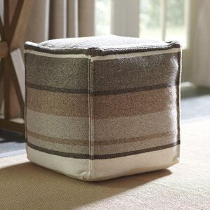 Marley Pouf by Birch Lane??