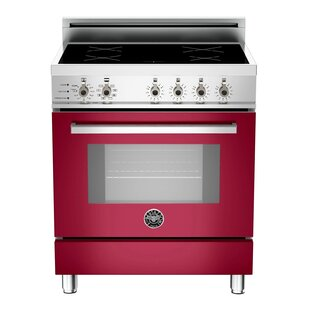 Professional Series 30 Free-standing Electric Range by Bertazzoni
