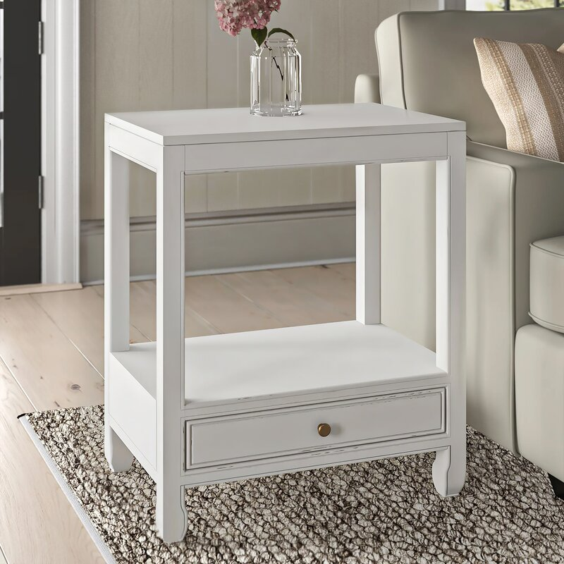 Dunnygarran End Table with Storage