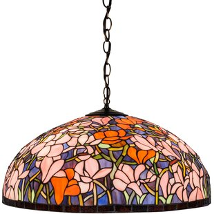 Meyda Tiffany Tiffany Nouveau 3-Light Pendant