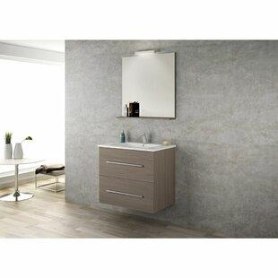 Rafferty 700mm Wall Hung Single Vanity Unit By Belfry Bathroom