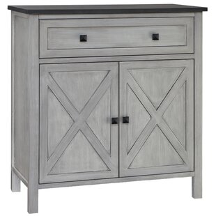 Lamb Farmhouse 1 Drawer Accent Cabinet by Gracie Oaks