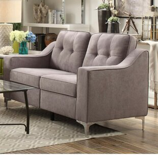 Shop Tong Loveseat by Ebern Designs