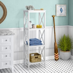 Nellie 46 X 137cm Bathroom Shelf By August Grove