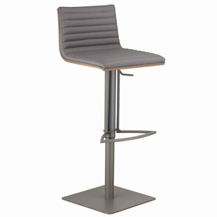Aralene Adjustable Height Bar Stool