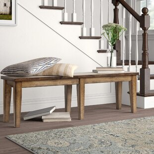 Slyvia Wood Bench