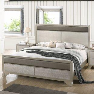 Rosdorf Park Yates Panel Bed