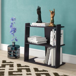 Etagere Standard Bookcase by Symple Stuff Best