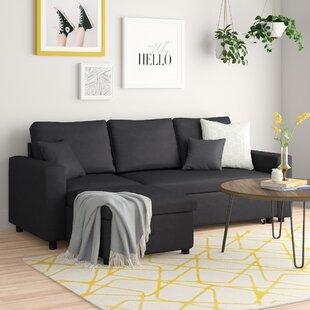 Superb Vernita Reversible Sleeper Sectional Dailytribune Chair Design For Home Dailytribuneorg