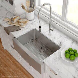 Incroyable 29 Inch Farmhouse Sink | Wayfair