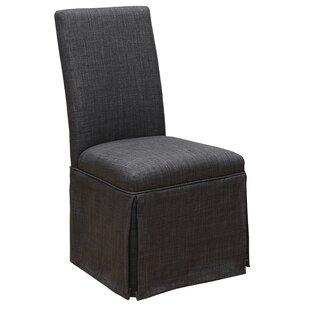 Gracie Oaks Darlene Upholstered Dining Chair (Set of 2)