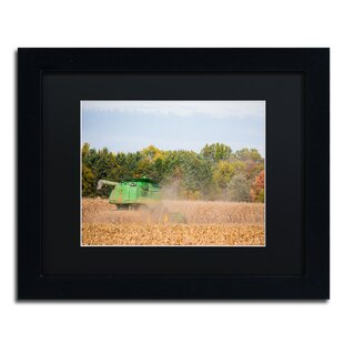 John Deere Tractor Wall Art Wayfair